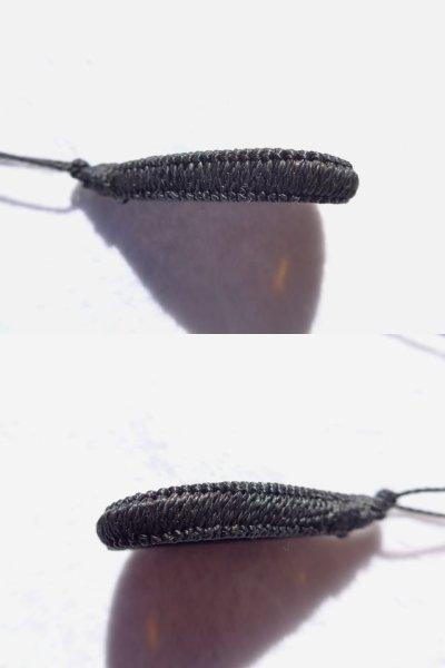 画像2: マクラメ編みボルダーオパールペンダント