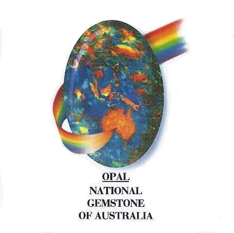 オパールの歴史 in オーストラリア